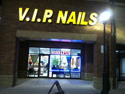 Nail Salon Canal Winchester | VIP Nails - Nail Salon  | VIP Nails Canal Winchester, OH